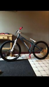 Opus crate ss dirt jumper 500 OBO