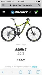Giant Reign 2 2013