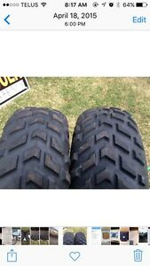 Good years tires ATV AT2 4X9-11 .