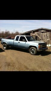 1991 Chevrolet dually