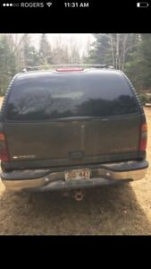 2001 chevy Tahoe for sale