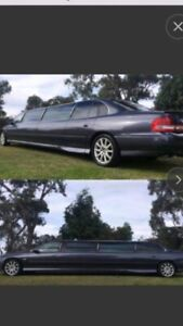 MUST SELL hsv grange limousine and business for sale !!