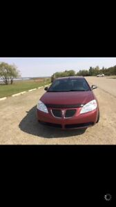 2008 Pontiac G6 Convertible- Excellent Condition