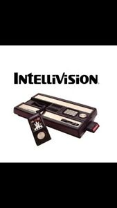 Broken or Working Intellivision console and games wanted