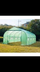 Steeple greenhouse