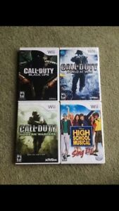 Various Different Video Games for Sale