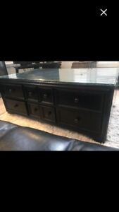 Hi End Coffee Table and End Table/ TV Stand