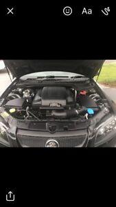 Holden Calais  VE Series 4door Sports Auto 6sp
