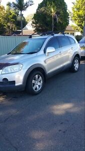 HOLDEN CAPTIVE 2009 , LOW KLM , IMMACULATE CONDITION, LONG REGO Parramatta Parramatta Area Preview