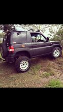 Pajero io 1999 swb 2door Redcliffe Redcliffe Area Preview