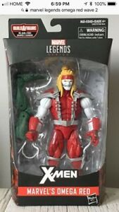 Marvel Legends Omega Red