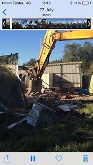 Excavator grab  New Lambton Newcastle Area Preview
