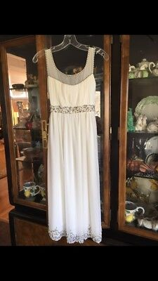 $148 Wedding Special Occasion Dress MIMI MATERNITY Pea In The Pod NWT (Maternity Dresses For Weddings Special Occasions Pregnancy)