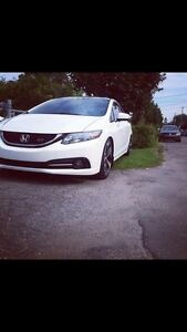 Honda civic si 2015 reprise location 2000$ incitatif