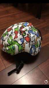 Youth helmet