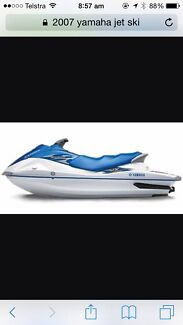 Yamaha 3 seater jet ski WANTED $5500 Osborne Park Stirling Area Preview