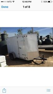 2012 storm 5x10 included trailer