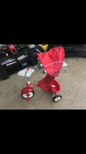 2017 Radio Flyer Red tricycle