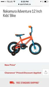 Brand New Kids Bike