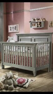 Natart Crib and mattress
