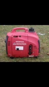 Génératrice Honda 1000w