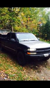 Selling a 2002 Chevy