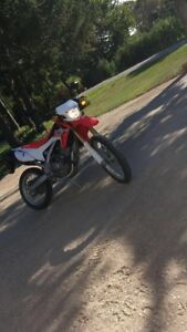 Crf250l trade for truck or car