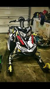 2012 skidoo summit 800 etec