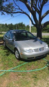 2001 Volkswagen Jetta tdi