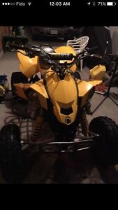 2008 canam Ds450