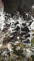 Ice hockey skates used great condition