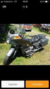 Honda goldwing Gl1100 1980