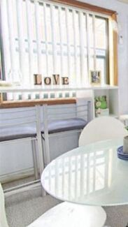White bar / breakfast bar Wollongong 2500 Wollongong Area Preview