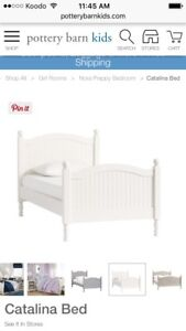 Pottery barn kids bed (twin)