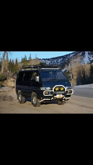 Wanted: Wanted l300 4x4 delica express starwagon van