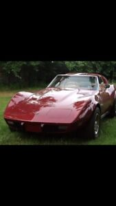 75 stingray looking for parts