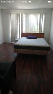Furnished bedroom for rent - WIFI + CABLE