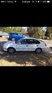 Toyota Corolla 1999 Hatch - New Engine at 146000 Belmont North Lake Macquarie Area Preview