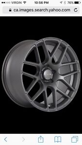 "20"" staggered wheel tire combo ( srt hellcat style)"