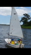 Sabot Sailing Dinghy Pacific Pines Gold Coast City Preview