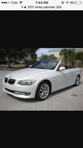 Looking For 2009-2011 White BMW Cabriolet 328/335