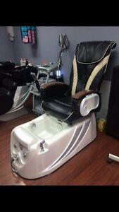 Pedicure massage chair plus all those nail equipments West Melbourne Melbourne City Preview