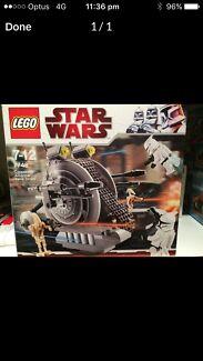 Lego Corporate Alliance Tank Droid - 7748