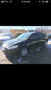 2013 Dodge Dart for sale clean manual 74k km