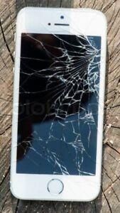 Wanted: I Buy Broken iPhones