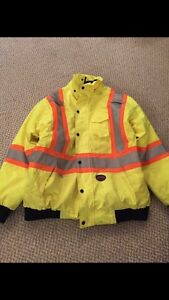 Men's pioneer 3 in 1 high vis jacket