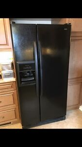 Side-by-Side Kenmore Refrigerator