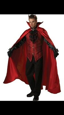 Devil Man Costume (Devil Man Halloween Costume  Extra)