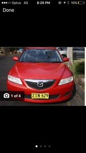 2004 Mazda 6 Weston Cessnock Area Preview