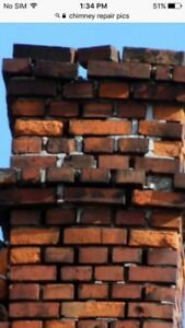 Brick and chimney repair